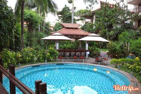 Furama Resort đa Nẵng Khuyến Mai 30 Tại Vietrip Vn
