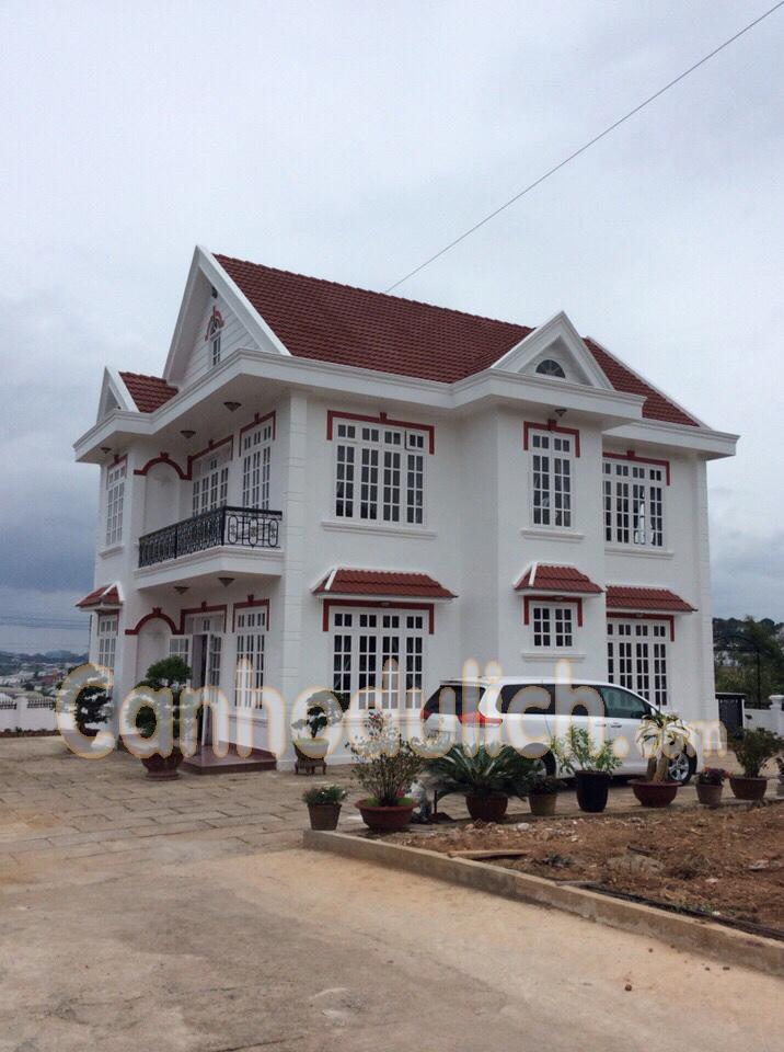 Villa TA 4 Đà Lạt