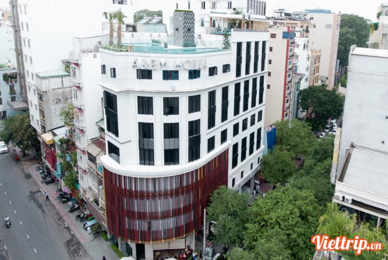 Khách sạn A&Em 39 Thủ Khoa Huân