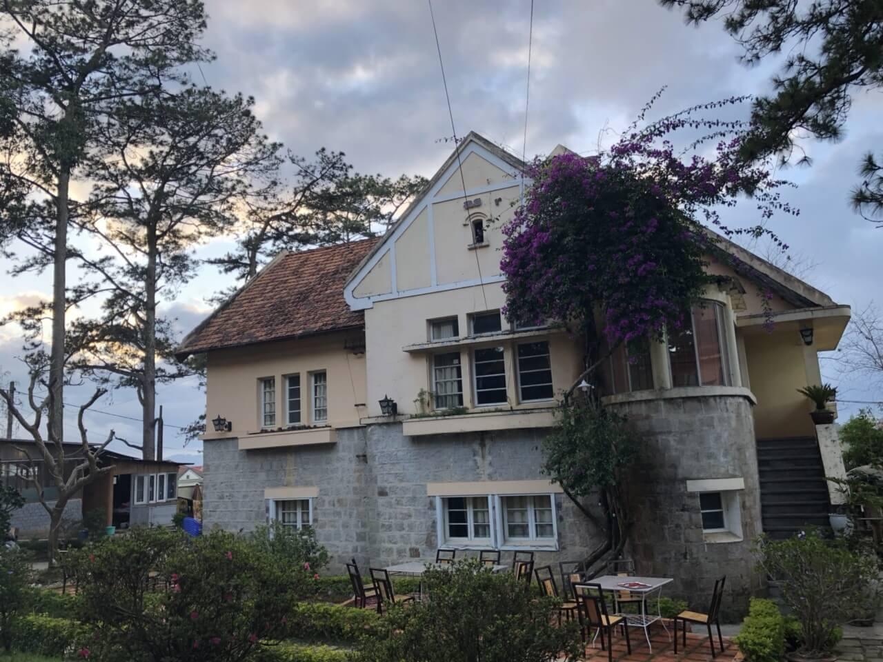 Villa Dasar Đà Lạt