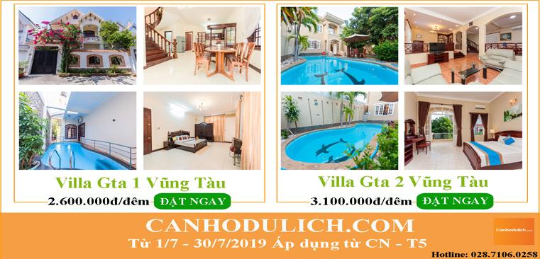 Villa Gta Vũng Tàu