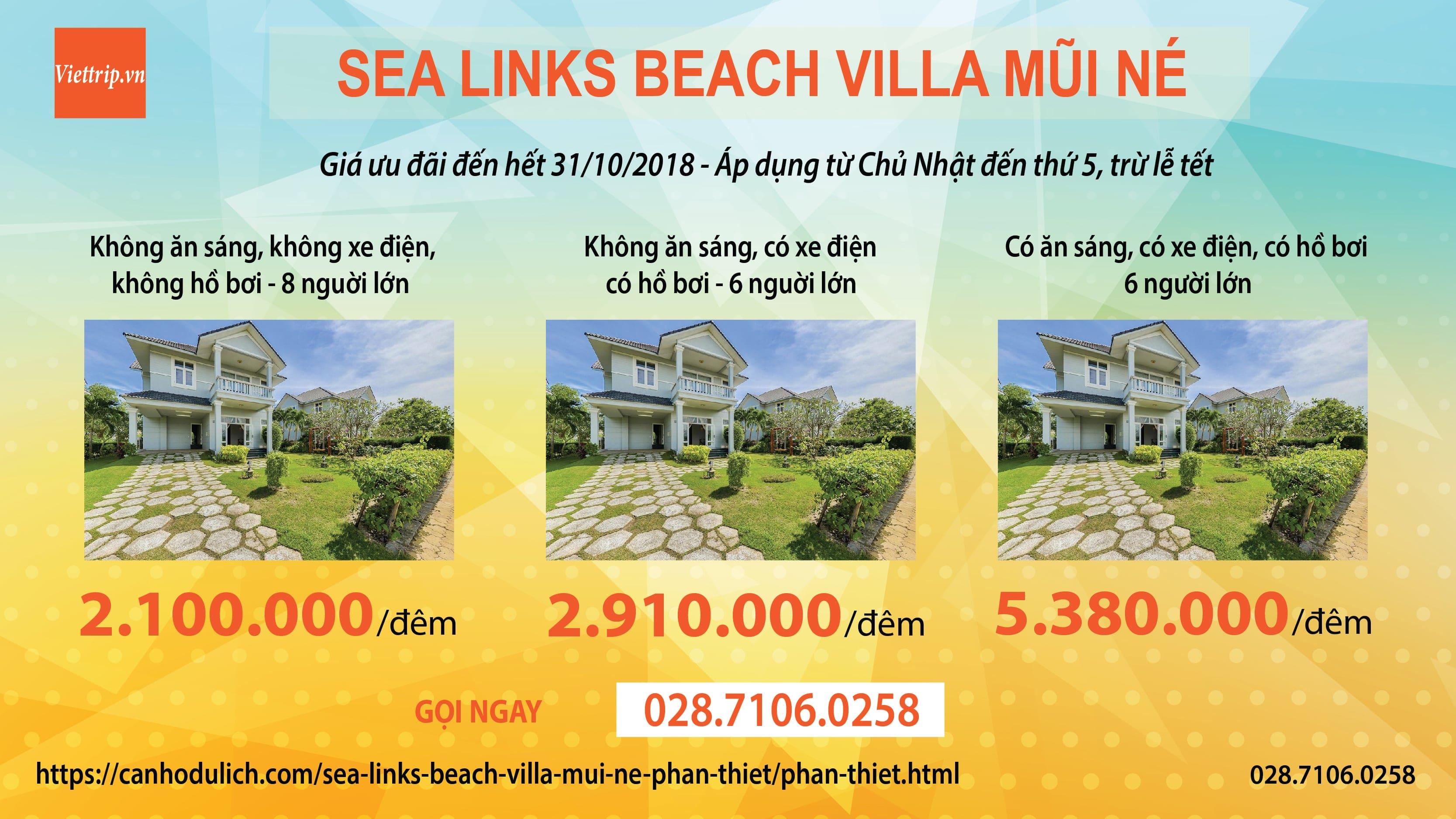 Sea Links Beach Hotel Mũi Né