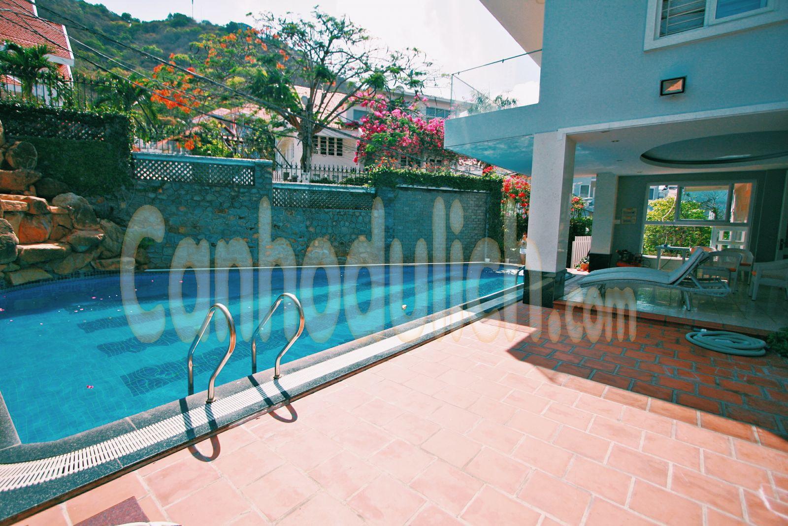 Villa Pool 126D Vũng Tàu