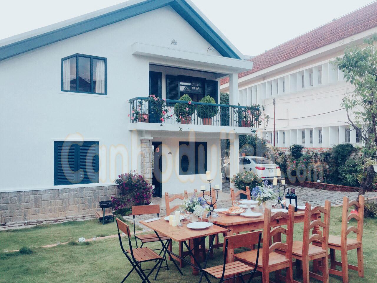 Villa Mai Sơn Đà Lạt