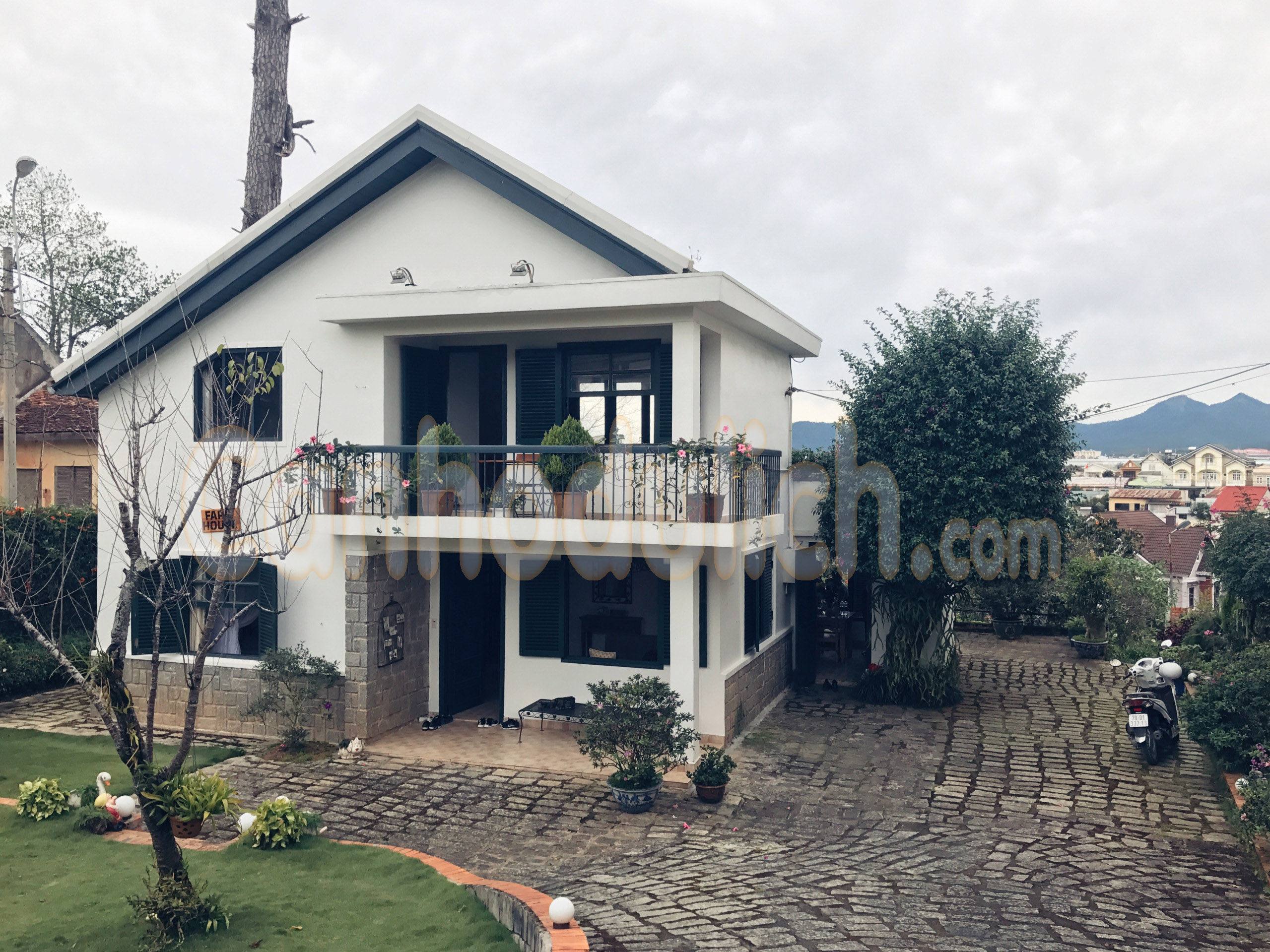 Viettrip Villa Đà Lạt MS 4 PN