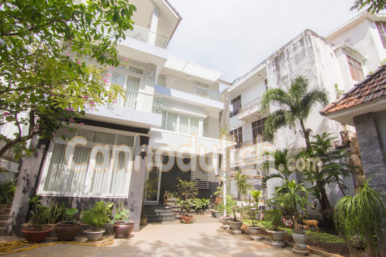 Villa Viett-Palm 15 Vũng Tàu