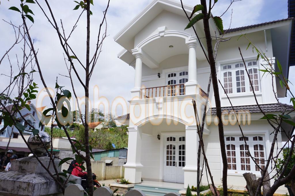 Villa TA2C Đà Lạt