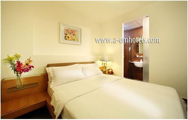 Khách Sạn A&Em 150 Lê Thánh Tôn