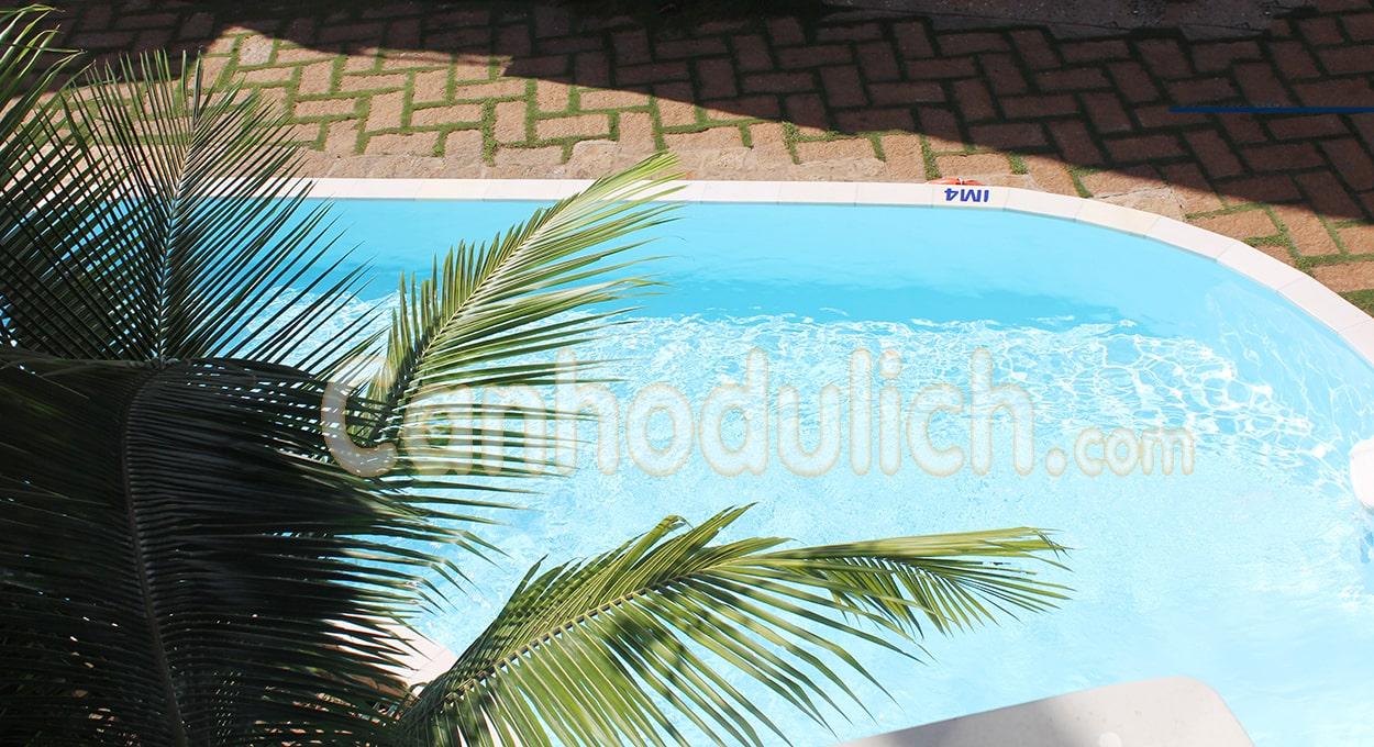 Biệt thự Viva Villa Vũng Tàu - 5PN (Hồ bơi chung)