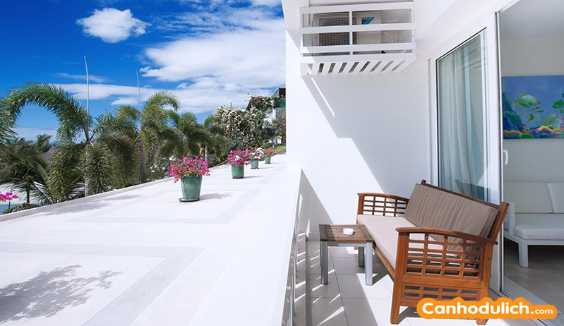 Villa The Cliff Mũi Né Phan Thiết