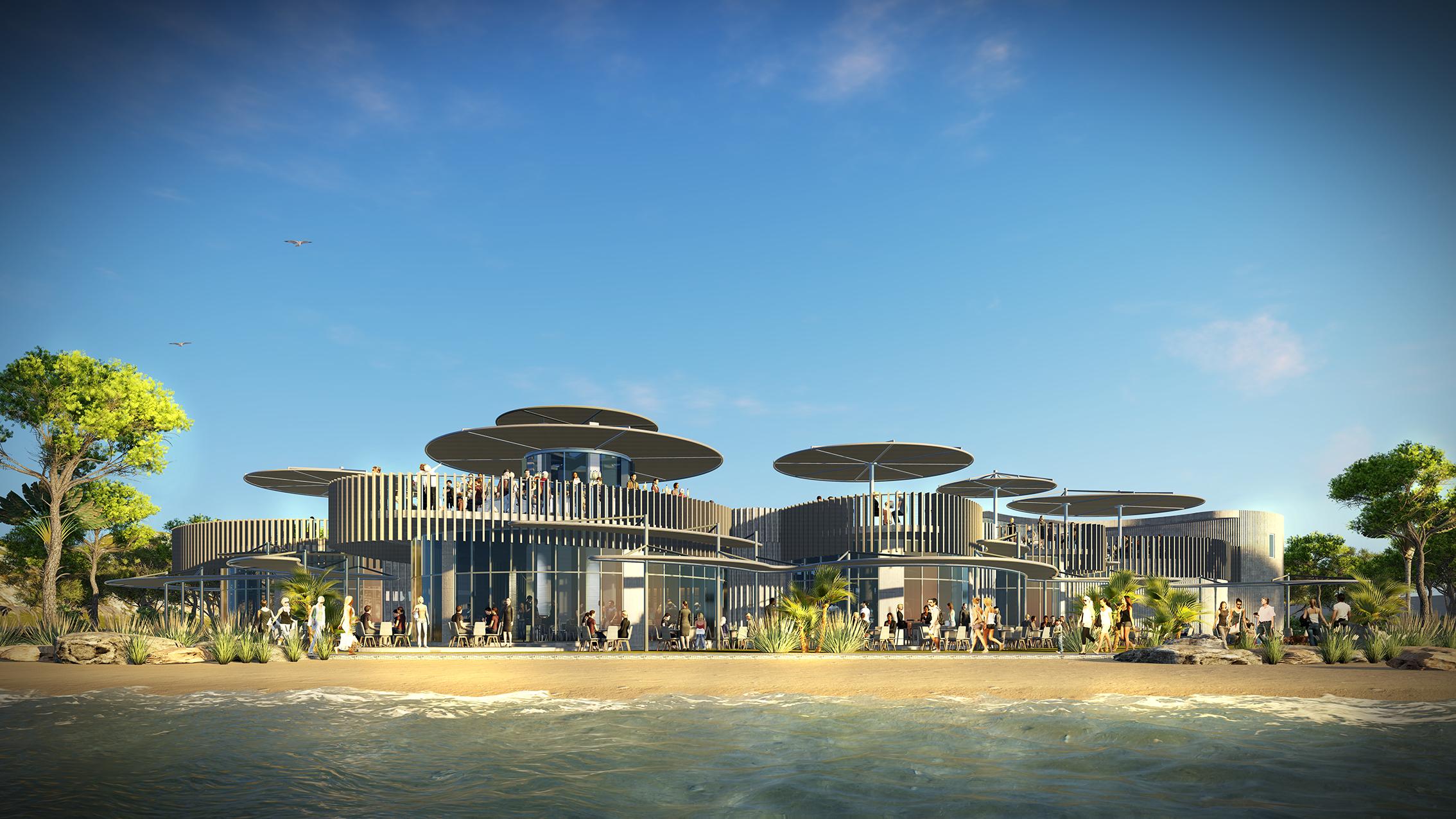 OCEANAMI VILLA & BEACH CLUB LONG HẢI