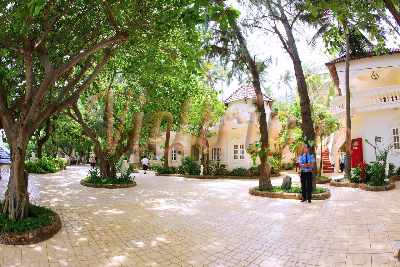 Lan rừng Resort Vũng Tàu