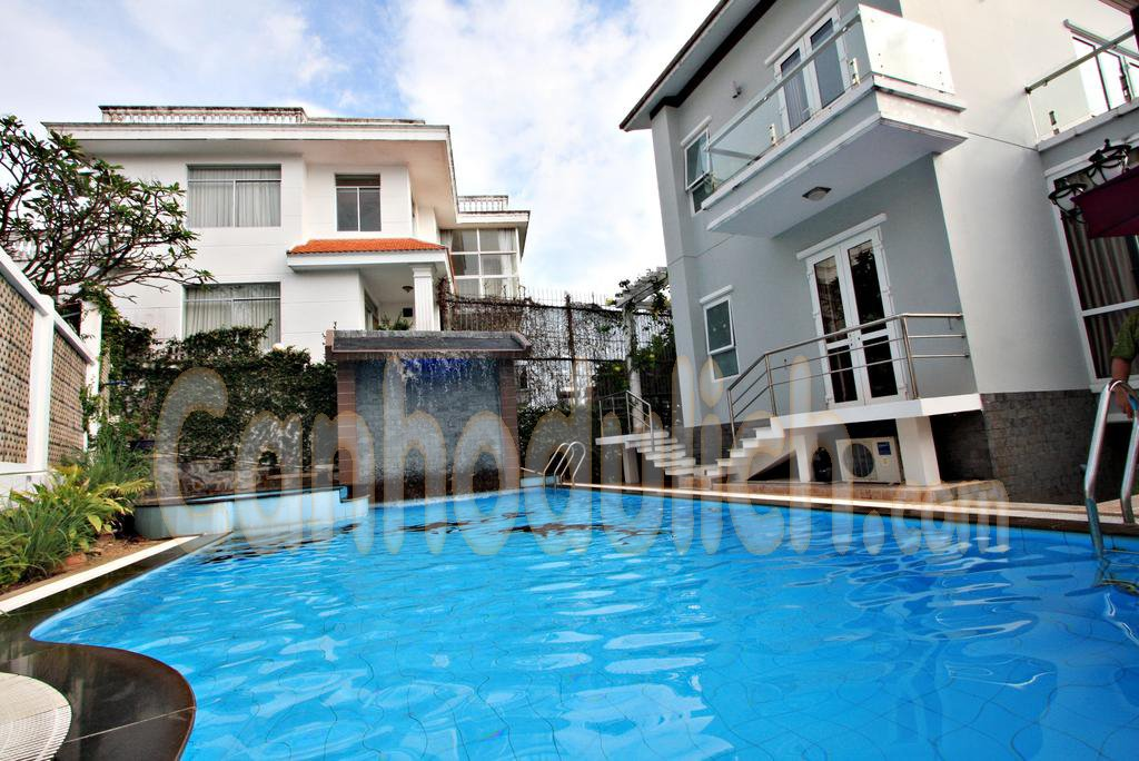 Villa Pool 126K Vũng Tàu