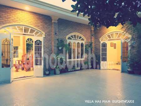 Villa Nguyên Căn 2PN lớn