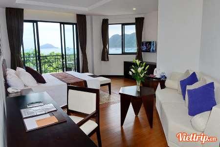Suite sea view (Phòng VIP hướng biển)