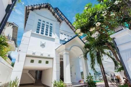 Villa Nguyên Căn 5 Phòng Ngủ
