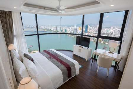 Vinpearl Condotel Riverfront Đà Nẵng - Executive Suite River View