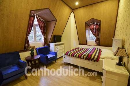 Căn hộ 2 phòng ngủ có bếp