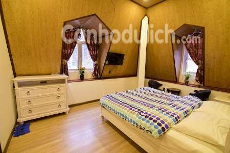 CĂN HỘ 3 phòng 4 Giường  có bếp 2