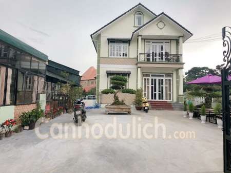 Villa Nguyên Căn 4PN