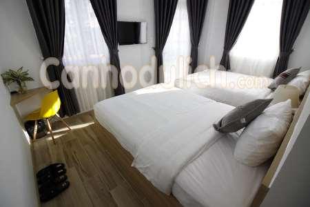 Bungalow 2 giường