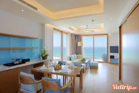 Villa 3-bedroom (Ocean View)