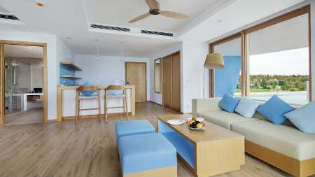 Villa 2-bedroom (Ocean View)