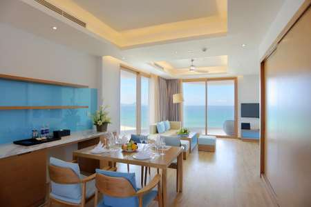 Villa 3-bedroom (Ocean View)