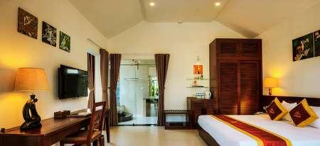 Premium bungalow (Beach Front)