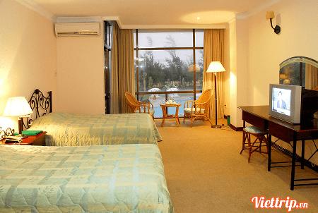 KHU  Khách Sạn  - Standard 3 khách