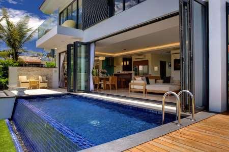 Villa 2 phòng ngủ
