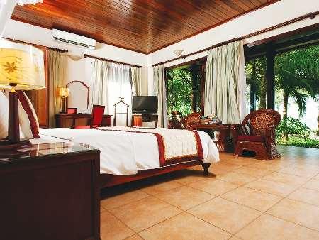 Biệt thự 1 Phòng ngủ sát biển