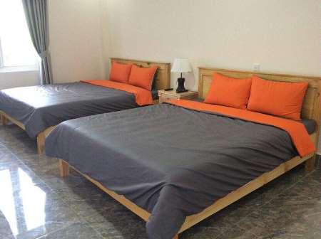 Nhà nguyên căn 2 phòng ngủ
