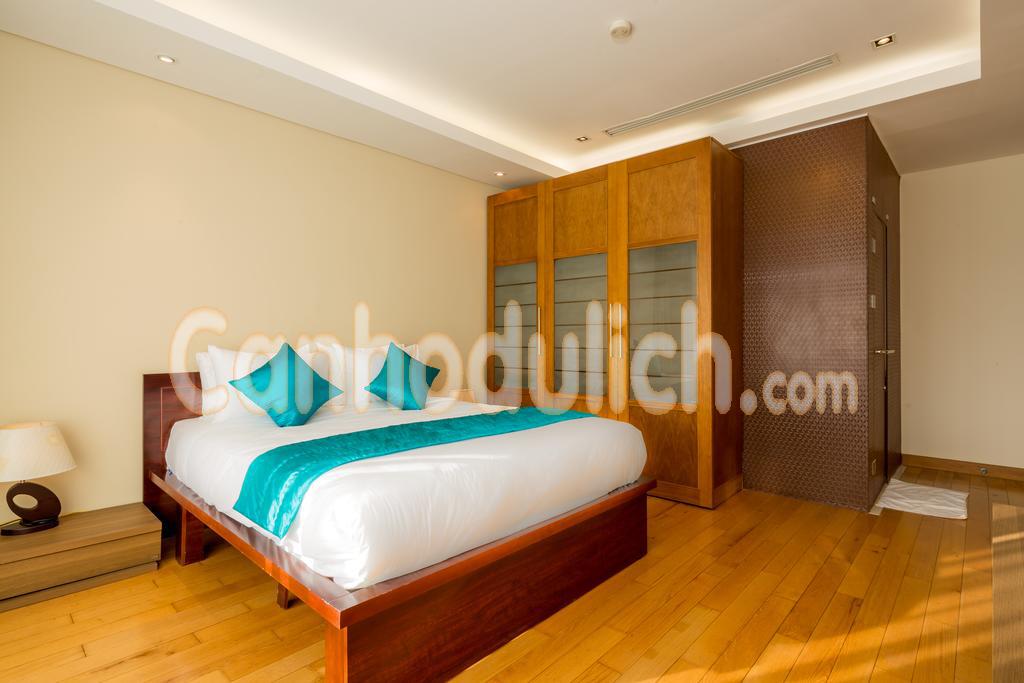 3 Bed Room Dune Pool Villa có ăn sáng