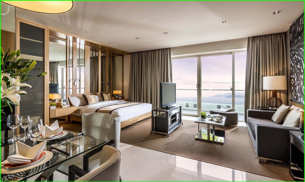 Căn Hộ 4 Phòng Ngủ  The Costa Nha Trang