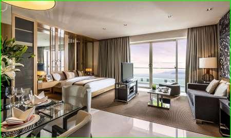 Căn Hộ 3 Phòng Ngủ The Costa Nha Trang