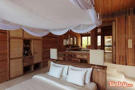Ocean Front Duplex poll Villa-dành cho khách đặt 02 đêm