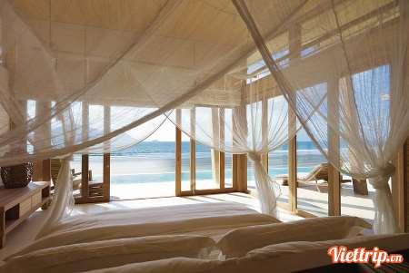 Ocean Front Deluxe Villa- dành cho khách đặt 02 đêm