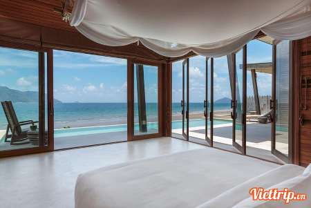 Ocean View 4 Bedroom Pool Villa- dành cho khách đặt 01 đêm