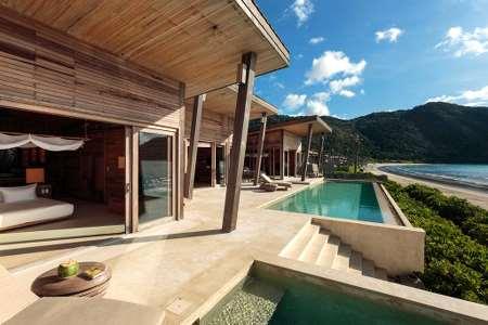 Ocean Front 3 Bedroom Villa- dành cho khách đặt 02 đêm