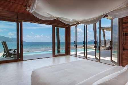 Ocean Front 2 Bedroom Villa- dành cho khách đặt 01 đêm
