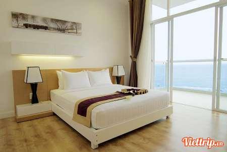 Căn hộ 2 phòng - Sea View