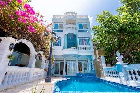 Villa Vũng Tàu Viett-Palm 25 5PN (Không ăn sáng)