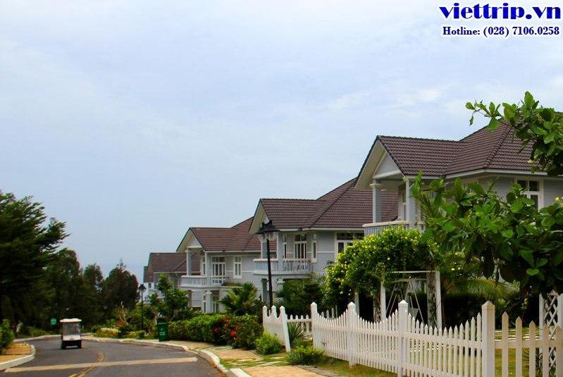 Viva Villa Sea Link gói 12 khách (Ăn sáng Tô và Ly, không hồ bơi, không xe điệnó