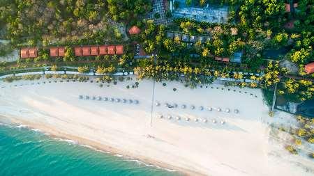 Tour 2 ngày 1 đêm Hồ Cốc beach resort