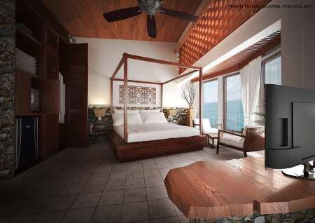 PRIVATE BAY VILLA ROOM