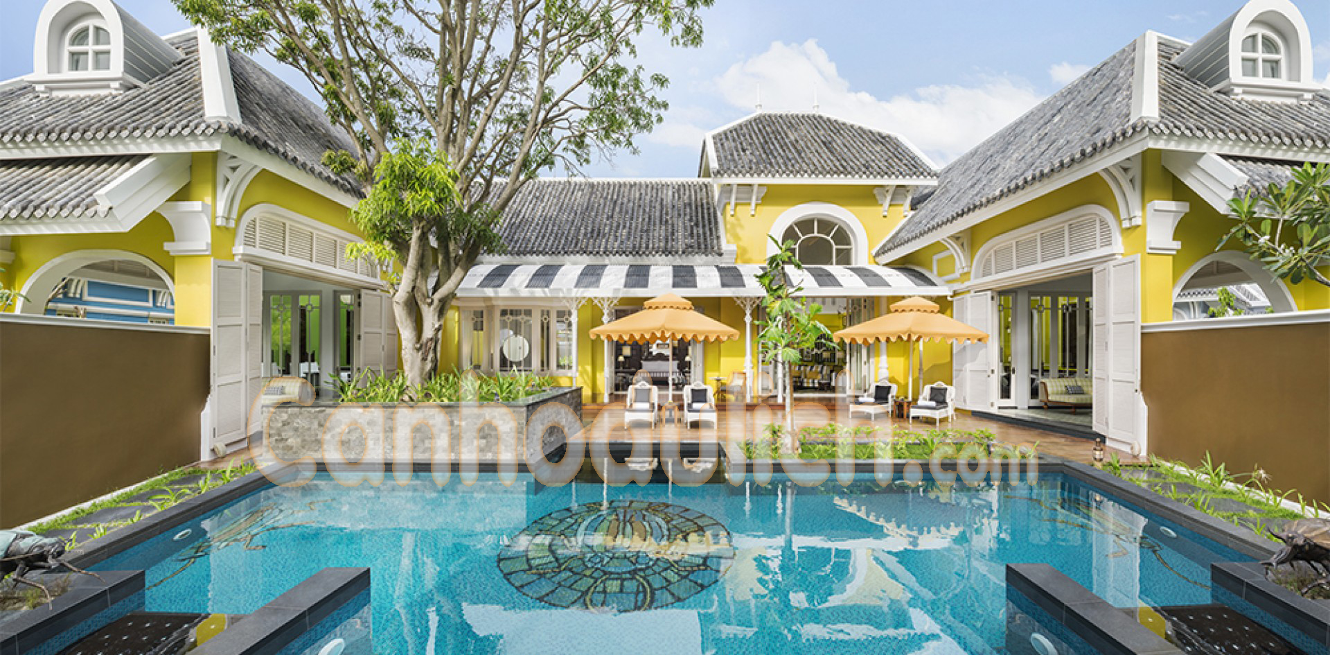 Villa Marriott 3PN