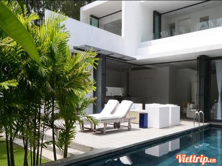 Premium Beachfront Villa -1000 m2  Hướng Biển