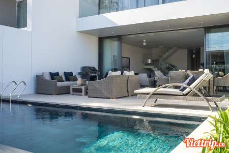 Villa 430m2 ( Premium River Front )