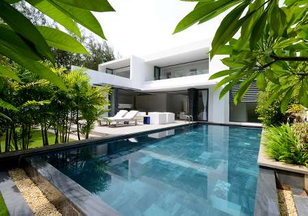 Deluxe Pool Villa 650 - Hướng Sông